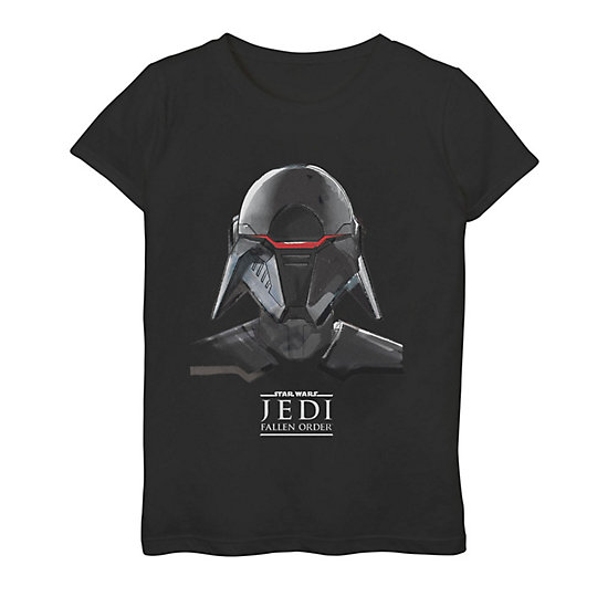 Girls 7 16 Star Wars Jedi Fallen Order Second Sister Mask Tee The main character goes to prison after being captured by a bounty hunter. kohl s