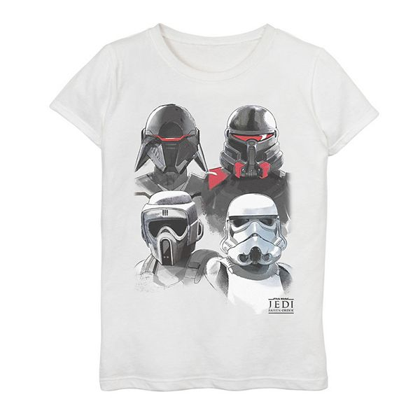 Girls 7 16 Star Wars Jedi Fallen Order Darth Vader S Inquisitor Squad Tee Clutch places to find a pool of womp rats are at house parties. girls 7 16 star wars jedi fallen order darth vader s inquisitor squad tee