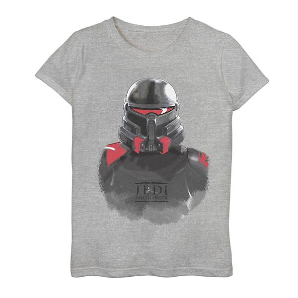Girls 7 16 Star Wars Jedi Fallen Order Purge Trooper Watercolor Tee It was released for windows. kohl s