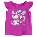 Disney / Pixar Baby Girl Flutter Tee by Jumping Beans®