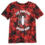 "Boys 4-12 Jumping Beans® Marvel ""The Amazing Spider-Man"" Camo Active Tee"