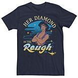 Men's Disney Aladdin Her Diamond In The Rough Tee
