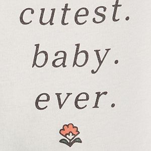 Baby Girl Carter's 3-Piece Little Cardigan, Bodysuit & Pants Set