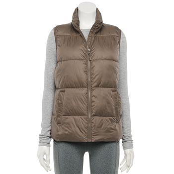HeatKeep Women's Packable Puffer Vest