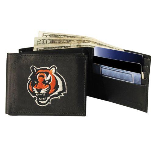 Cincinnati Bengals Bifold Wallet