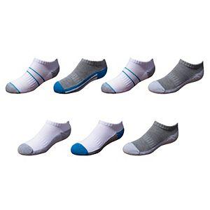 Tek Gear Boys 4-20 Cushioned 6-pack Performance No-Show Socks