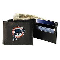 Miami Dolphins Bifold Wallet