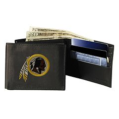 Washington Redskins Bifold Wallet