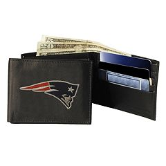New England Patriots Bifold Wallet