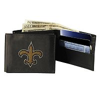 New Orleans Saints Bifold Wallet