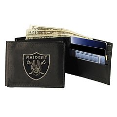 Oakland Raiders Bifold Wallet