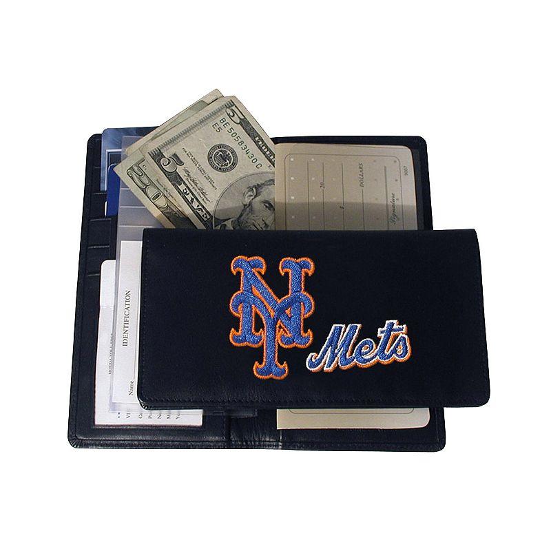 New York Mets Checkbook Wallet