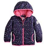 Toddler Girl ZeroXposur Midweight Puffer Jacket