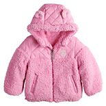 Toddler Girl ZeroXposur Midweight Reversible Jacket