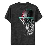 Boys 4-20 Tek Gear® DryTek Basketball Tee in Regular & Husky