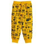 Toddler Boy Jumping Beans® French Terry Printed Jogger Pants