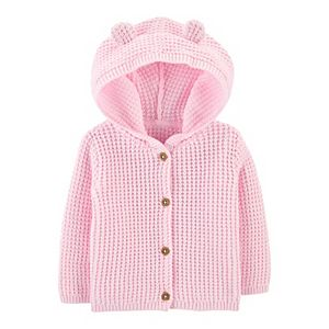 Baby Girl Carter's Hooded Cardigan