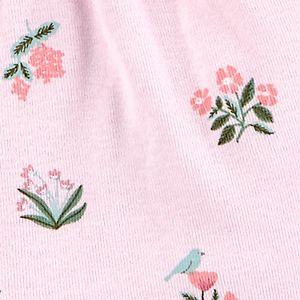 Baby Girl Carter's 3-Piece Floral Cardigan, Bodysuit & Pants Set