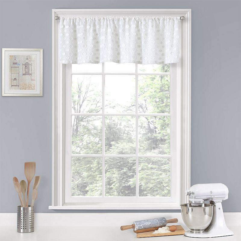 Vue Window Solutions Modo Valance, White, 52X14
