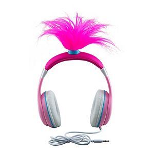 KIDdesigns DreamWorks Trolls World Tour Headphones