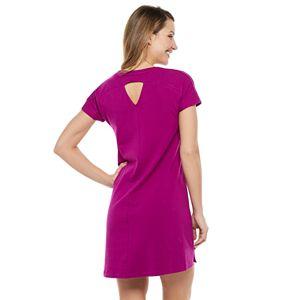 Women's Tek Gear® French Terry T-Shirt Dress