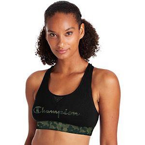 Champion® Authentic Camo Sports Bra