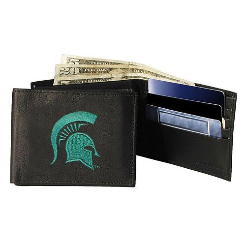 Michigan State University Spartans Bifold Wallet