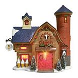 St. Nicholas Square® Village Christmas Creamery House