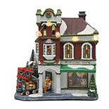 St. Nicholas Square® Village Christmas Shop House