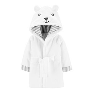 Baby Carter's Bear Hooded Terry Robe