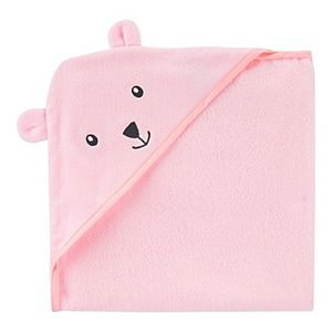 Baby Girl Carter's Bear Hooded Towel