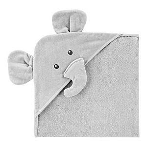 Baby Carter's Elephant Hooded Towel
