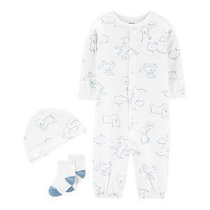 Baby Boy Carter's 3-Piece Take-Me-Home Set