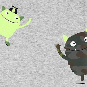 Baby Carter's 3-Piece Monster Little Character Set