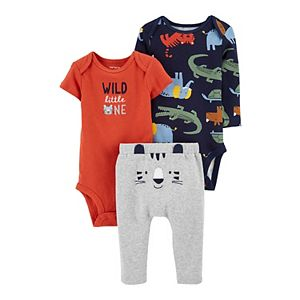 Baby Bpy Carter's 3-Piece Tiger Little Character Set