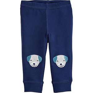 Baby Boy Carter's 3-Piece Bodysuits & Pants Dog Little Character Set