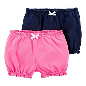 Baby Carter's 2-Pack Pull-On Bubble Shorts