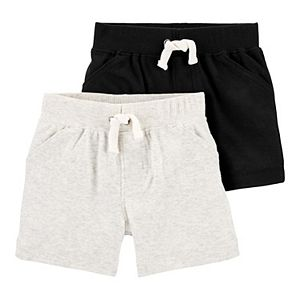Baby Carter's 2-Pack Pull-On Shorts