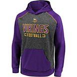 Men's Fanatics Minnesota Vikings Chiller Fleece Hoodie
