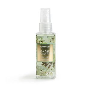 ScentWorx Sea Salt Eucalyptus Travel Body Mist