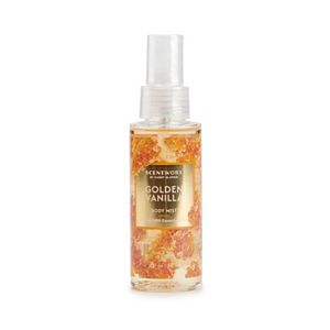 ScentWorx Golden Vanilla Travel Body Mist