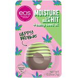 eos Moisture Hit Happy Brownie Lip Balm Sphere
