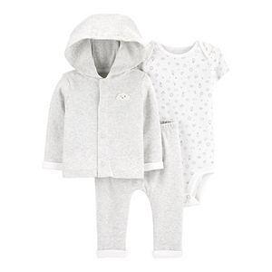 Baby Carter's 3-Piece Little Cardigan Set