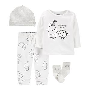 Baby Carter's 4-Piece Cookie Take-Me-Home Set