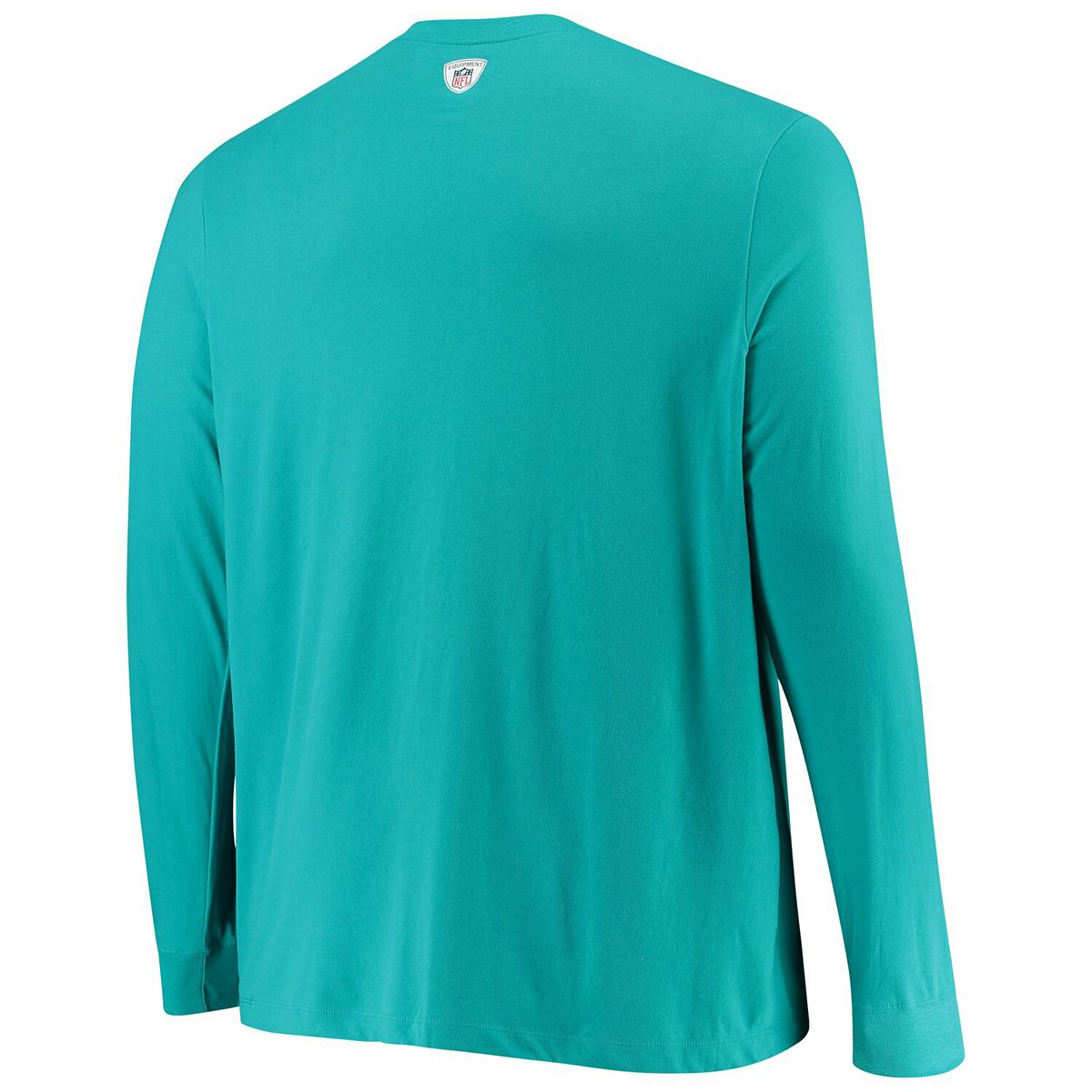 Miami Dolphins Nike Sideline Property Of Performance Long Sleeve T-Shirt - Aqua oNilK