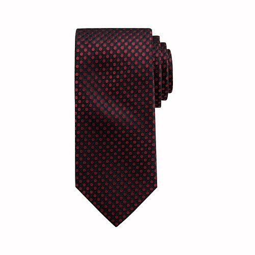 Men's Apt. 9® Dot Skinny Tie