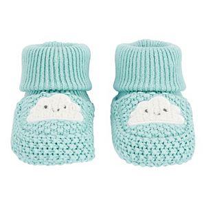 Baby Carter's Cloud Knit Bootie Socks