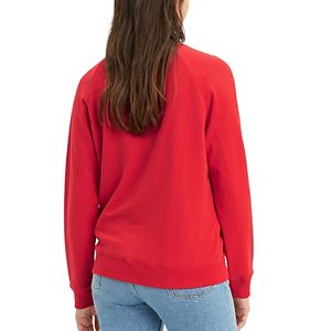 Women's Levi's® Relaxed Graphic Fleece Sweatshirt