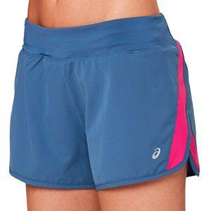 Women's ASICS Midrise Woven Running Shorts