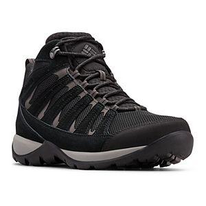 Columbia Redmond V2 Mid Men's Waterproof Hiking Boots